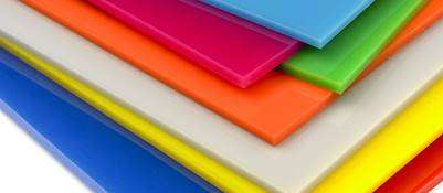 Perspex® Solid and Translucent Colours