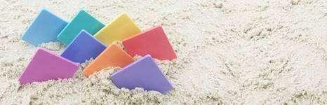 Perspex® Sweet Pastels